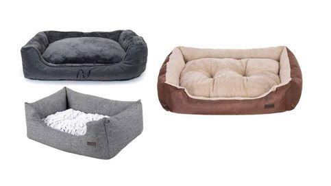 Las mejores camas para perros grandes y pequeños