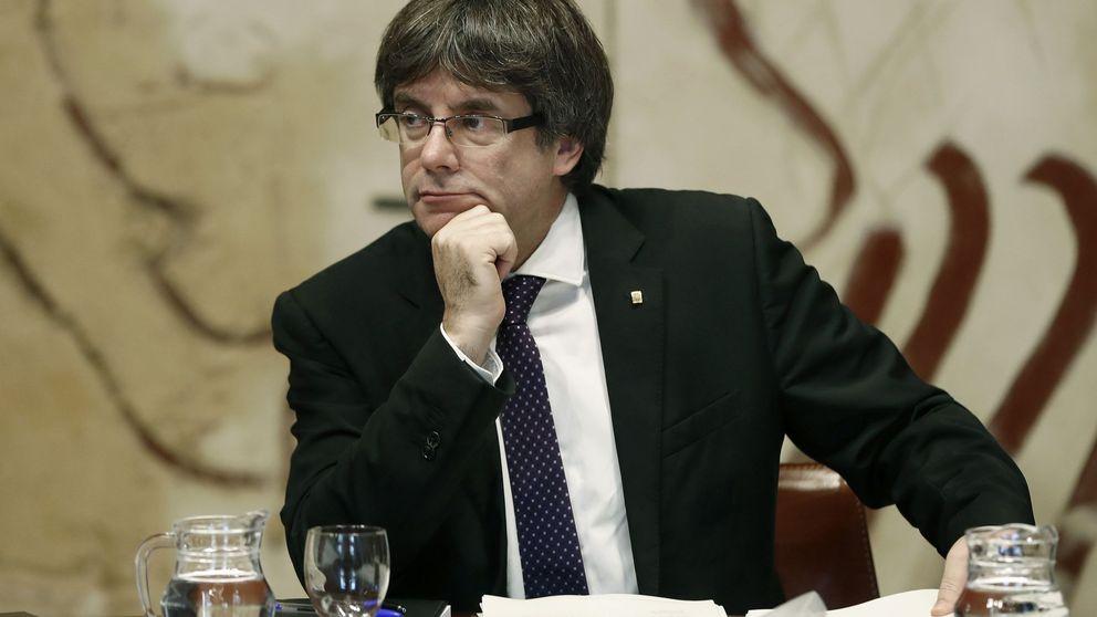 La Fiscalía se querellará contra Puigdemont si declara la independencia