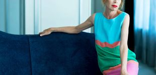 Post de Obras de arte y terrazón: la casa a todo color de Ágatha Ruiz de la Prada