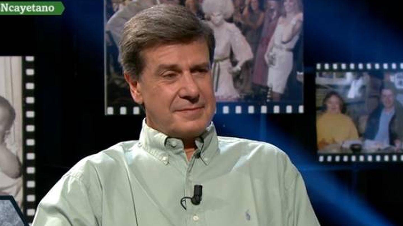 Cayetano Martínez de Irujo, en 'La Sexta Noche'. (La Sexta)
