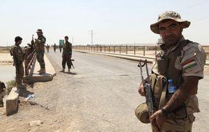 """Somos los últimos permerghas. A partir de aquí están los yihadistas"""""""