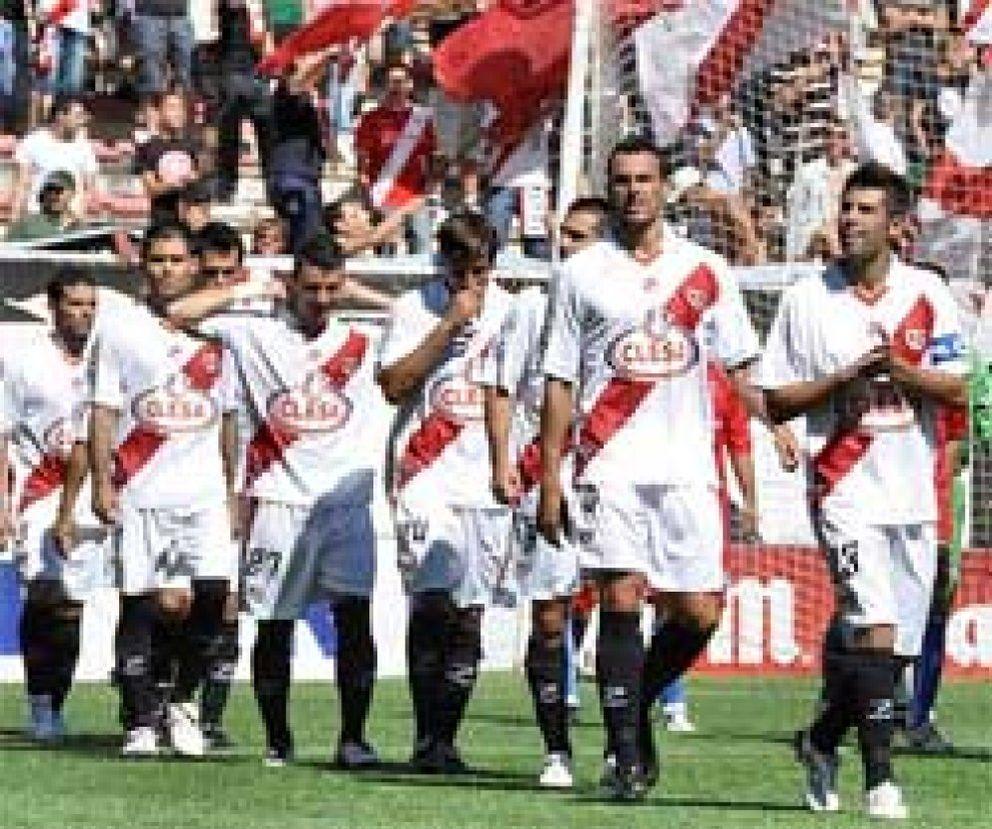 Foto: Los jugadores más pudientes del Rayo ayudarán económicamente a otros
