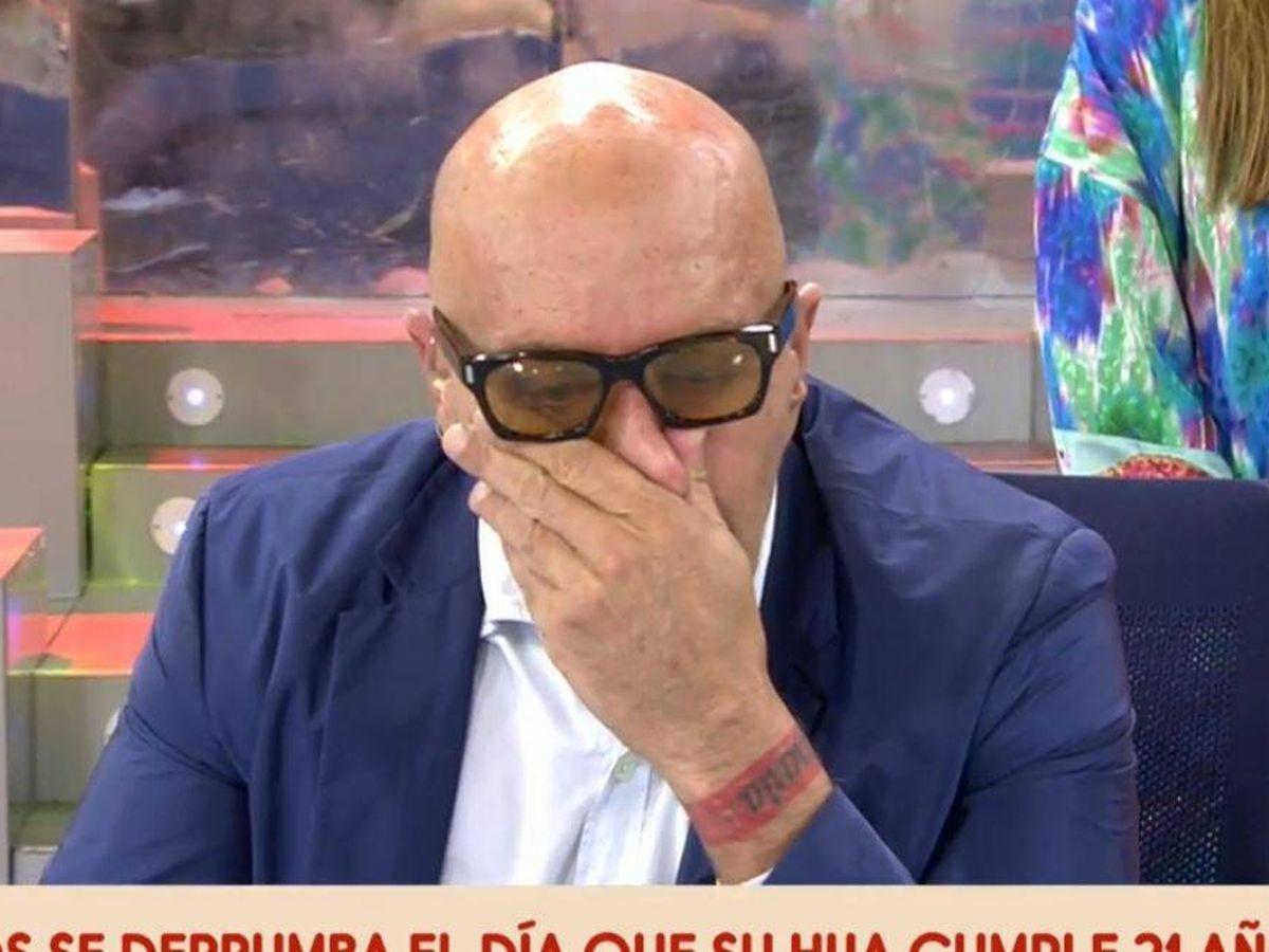Foto: Kiko Matamoros. (Mediaset España)