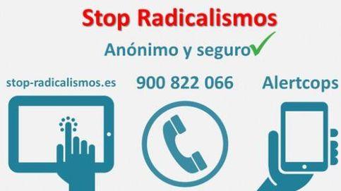 Siete denuncias al día en España sobre potenciales amenazas yihadistas