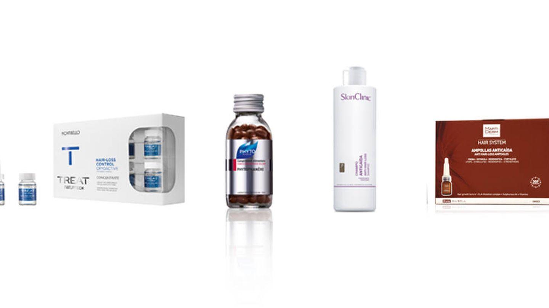 Montibello,  Phyto, Skinclinic y Martiderm.