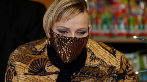 La 'amenaza' de Charlène de Mónaco: Seguiré haciéndolo