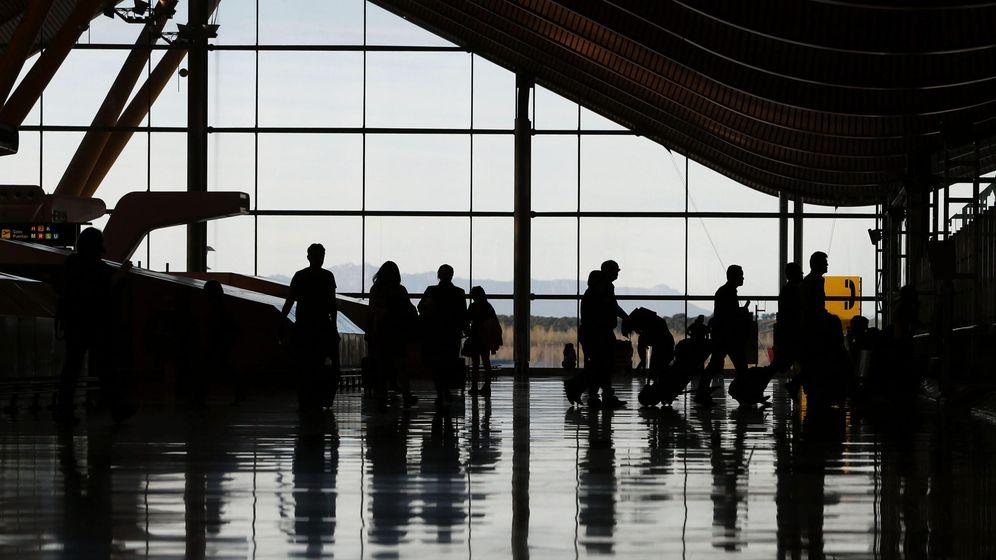 Foto: Terminal 4 del Aeropuerto Adolfo Suárez-Madrid Barajas en Madrid.
