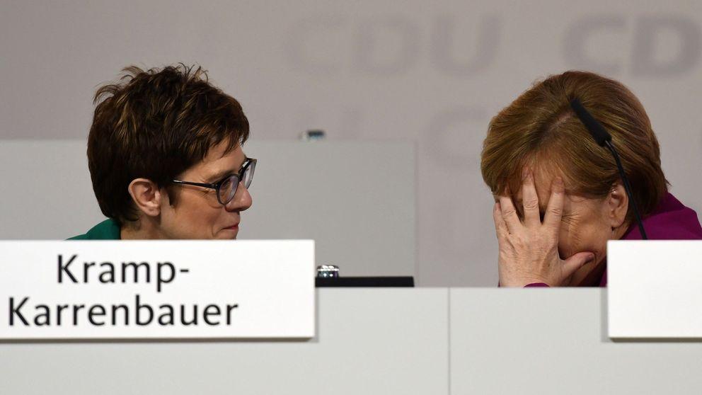 Que Merkel se vaya ya: los conservadores alemanes prevén elecciones y exigen relevo