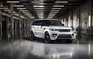 El Range Rover Sport en su máximo esplendor