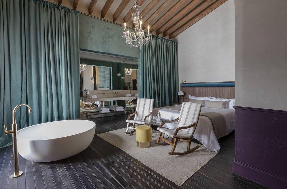 Foto: Can Bordoy es un cinco estrellas gran lujo en Palma de Mallorca. (Cortesía)