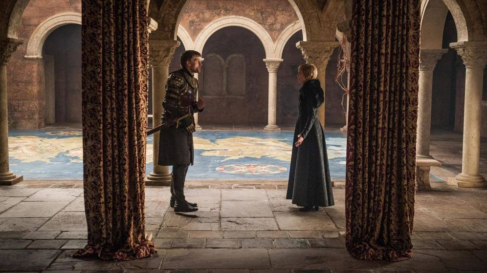 Foto: Imagen del séptimo episodio de la séptima temporada de 'Juego de Tronos'