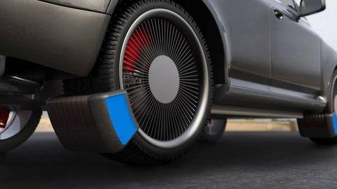 Inventan un dispositivo que atrapa los microplásticos de los neumáticos