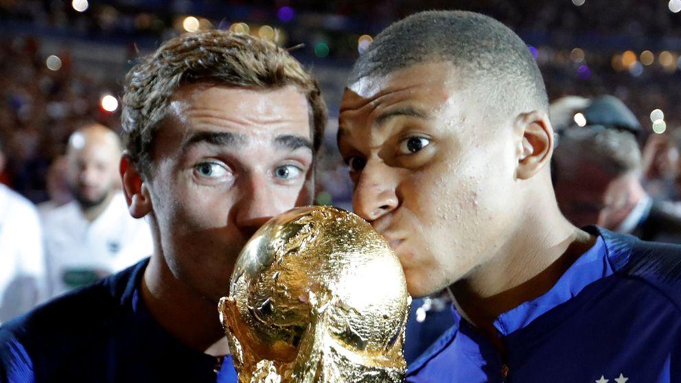 Neymar, Griezmann o Hazard y el síndrome del Balón de Oro
