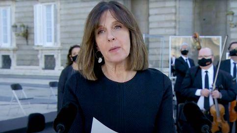 El mal trago personal para Ana Blanco en el homenaje a las víctimas del covid