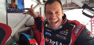 Post de La silla de ruedas de la felicidad o por qué el piloto Albert Llovera siempre ríe