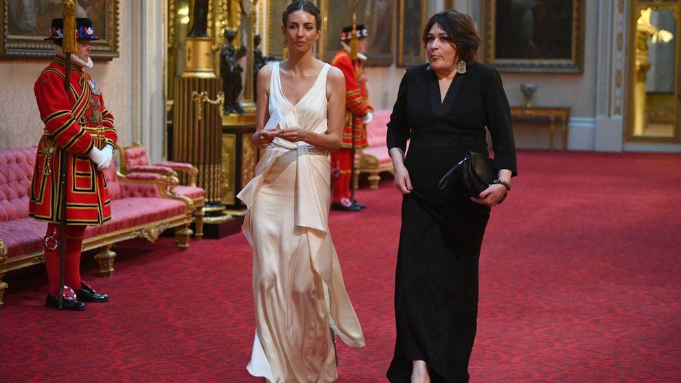 Kate Middleton coincide con su 'enemiga' Rose Hanbury en Buckingham
