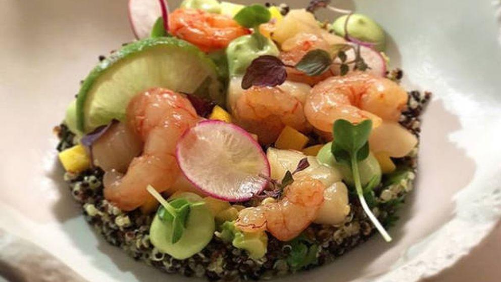 Esta es la ensalada perfecta de quinoa que estabas buscando