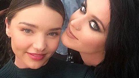 Miranda Kerr y Katy Perry: la amistad de las mujeres de Orlando Bloom