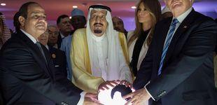 Post de Donald Trump acaba de aprender que Oriente Medio es complicado