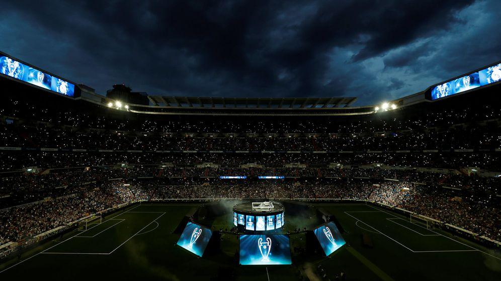 Foto: Una de las tareas de Dave Hopkinson será sacarle mayor rendimiento al Santiago Bernabéu. (Reuters)