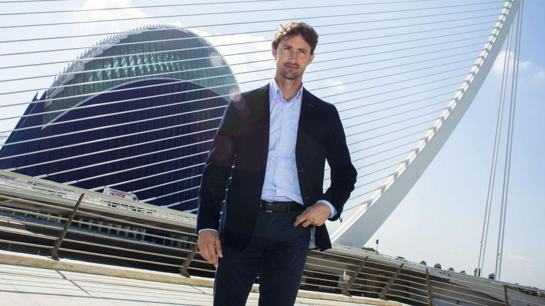 El director del Valencia Open 500 ATP, Juan Carlos Ferrero. (EFE)