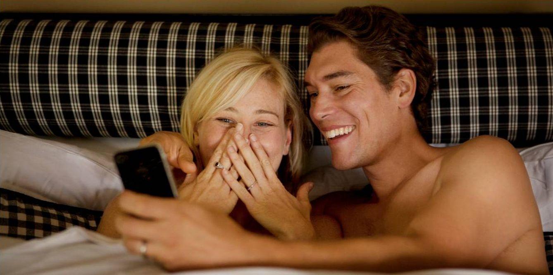 Foto: Echar unas risas, disfrutar, compartir... Y recuperar la complicidad