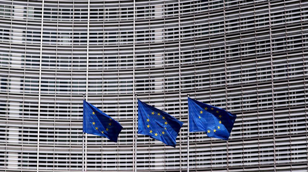 Foto: Foto de archivo: Comisión Europea en Bruselas. (Reuters)