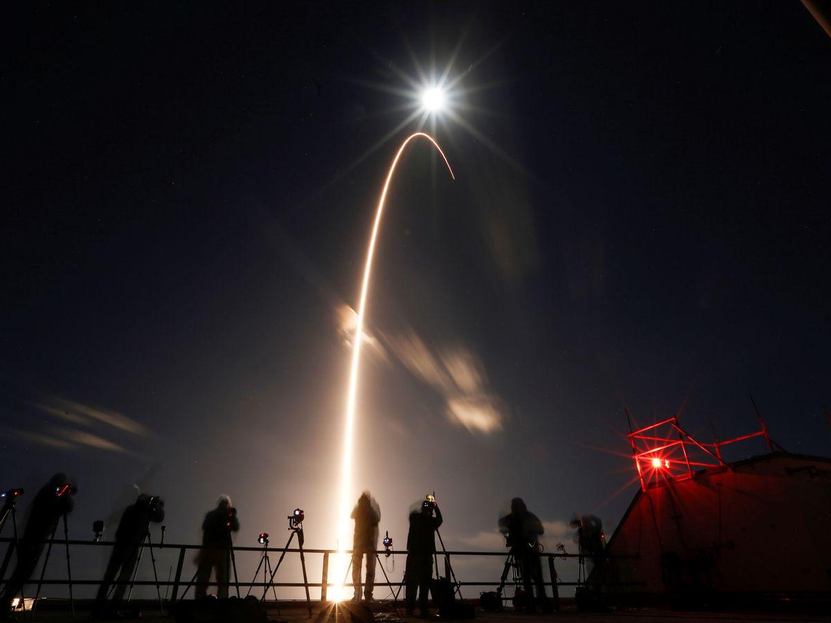 Foto: Lanzamiento de la sonda Solar Orbiter (Reuters)