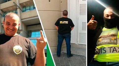 Tito, el taxista radical que presume de cambiar los comunicados a Fomento