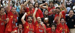 La lista para el Europeo cuenta con los 11 de oro
