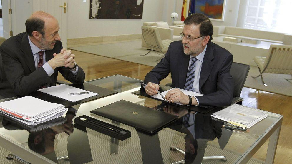 El PP pide a Sánchez la cordura de Rubalcaba ante el reto deMas