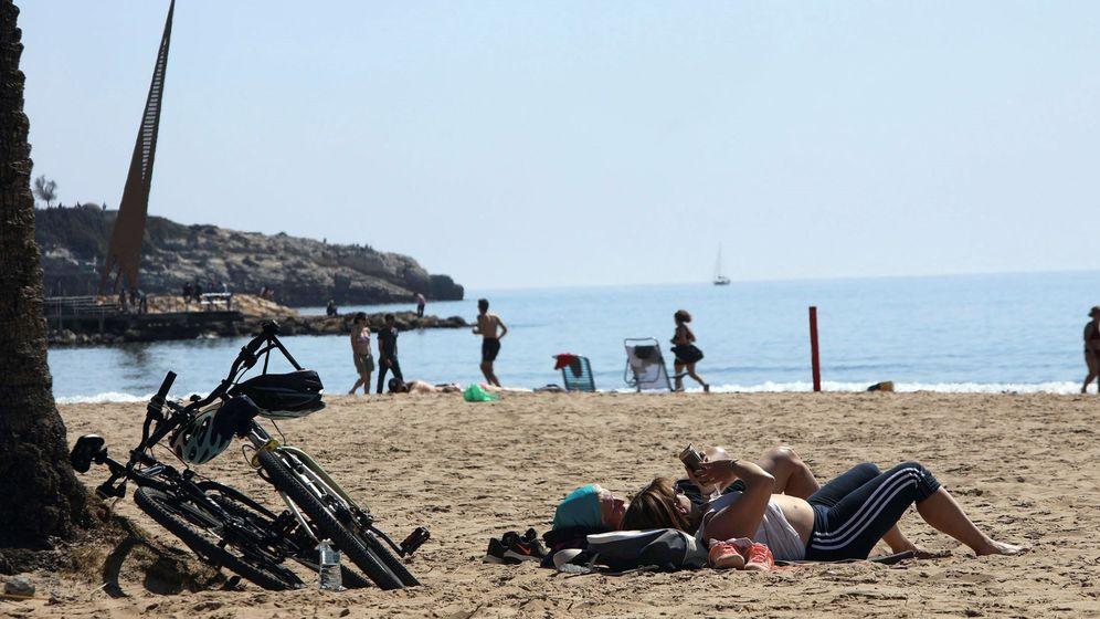 Foto: Playa de Salou. (EFE)