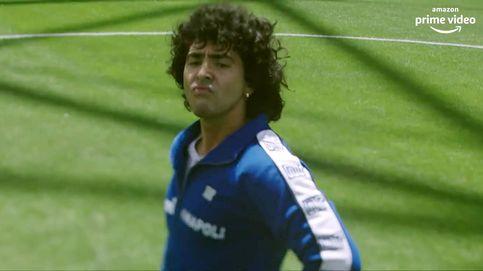Amazon Prime Video desvela el tráiler de 'Maradona: sueño bendito'