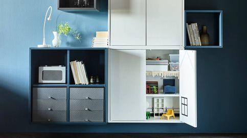 Ikea te ayuda a adaptar tu salón para que niños y adultos tengan su espacio
