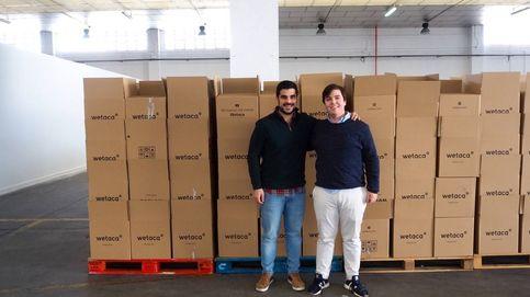 Los gallegos que han conquistado Madrid vendiendo 'tuppers online' desde un garaje
