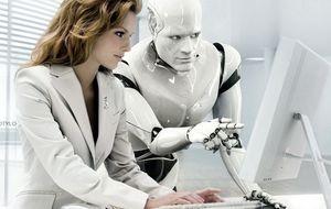 Los trabajadores prefieren antes un robot que un jefe de carne y hueso
