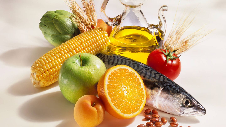 Qué rica la comida mediterránea, eh. (iStock)