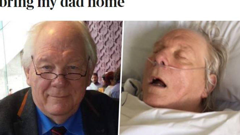 'The Times' destapó la muerte de un británico en Lanzarote, víctima del fraude de las aseguradoras. La familia llegó a pagar 22.000 libras por un avión ambulancia hasta Reino Unido.
