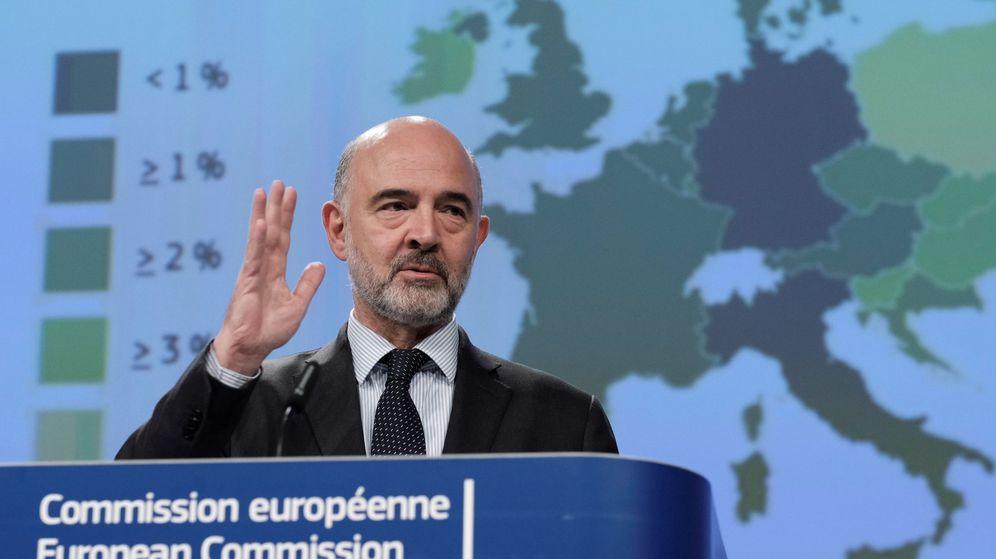 Foto: El comisario de Asuntos Económicos, Pierre Moscovici. (EFE)
