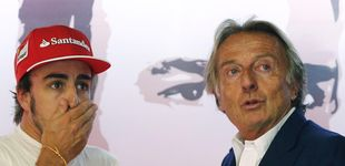 Post de El 'viaje' a Fernando Alonso del expresidente de Ferrari, Luca di Montezemolo