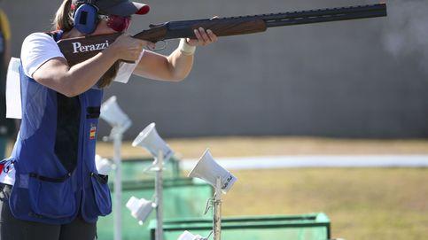 Fátima Gálvez peleará por una medalla en foso olímpico
