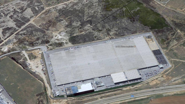 Madrid tasará en 10 millones la parcela que Inditex quiere para ampliar su almacén