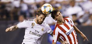 Post de El descriptivo análisis de Sergio Ramos y el otro (molesto) derbi de Real Madrid y Atlético