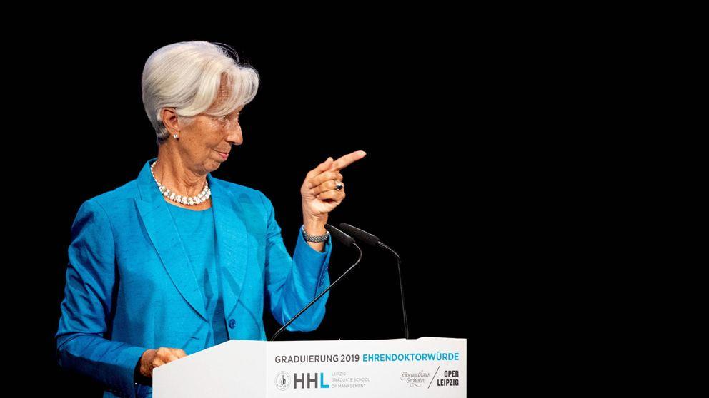 Lagarde se prepara para combatir el populismo con artillería monetaria