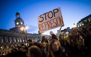 Orden tajante de Interior: evitar la acampada antisistema en Madrid