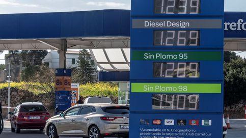 Estos son los precios de la gasolina y el diésel de este martes 9 de abril