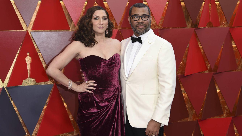 Jorge Javier y Paz Padilla se 'cuelan' en la alfombra roja de los Oscar
