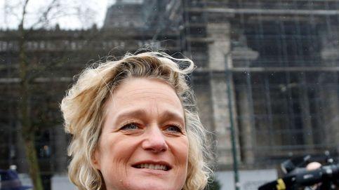 La hija ilegítima de Alberto de Bélgica, primera entrevista tras ser reconocida