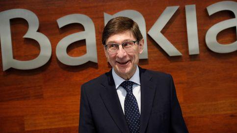 Bankia fía al IRPH y al BCE cumplir con el objetivo de repartir 2.500 M de dividendo