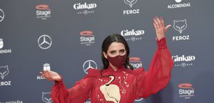 Post de De Macarena Gómez a Andrea Levy: los mejores looks de los Premios Feroz